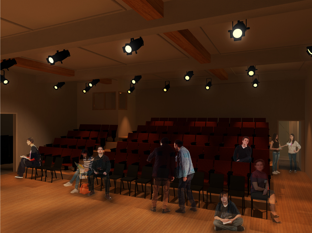 New  WHEELHOUSE Theater and Event Space