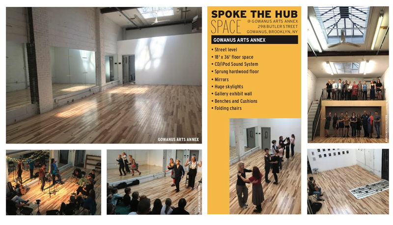 Beautiful new floor and freshly designed space. 298 Butler with KoKoNYC at Gowanus Arts Annex.